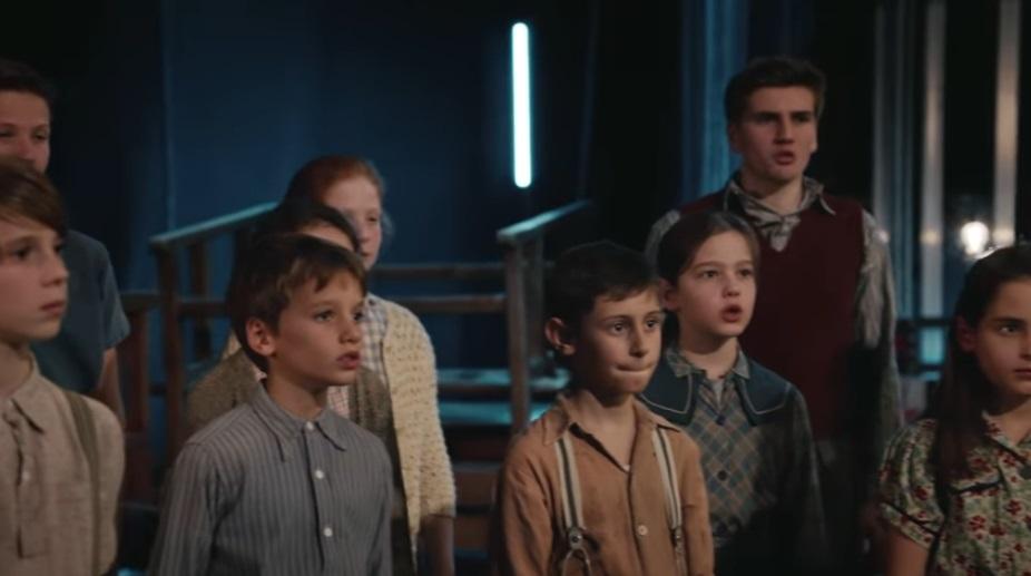 фильм хористы торрент скачать