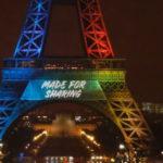 [:ru]Выпущены почтовые марки в поддержку кандидатуры Парижа 2024[:]