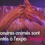 [:ru]Dragonland: драконы в настоящую величину в центре Порт де Версаль[:]