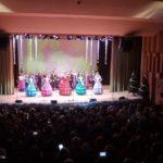 [:ru]Российские артисты исполнили «Катюшу» в Париже[:]