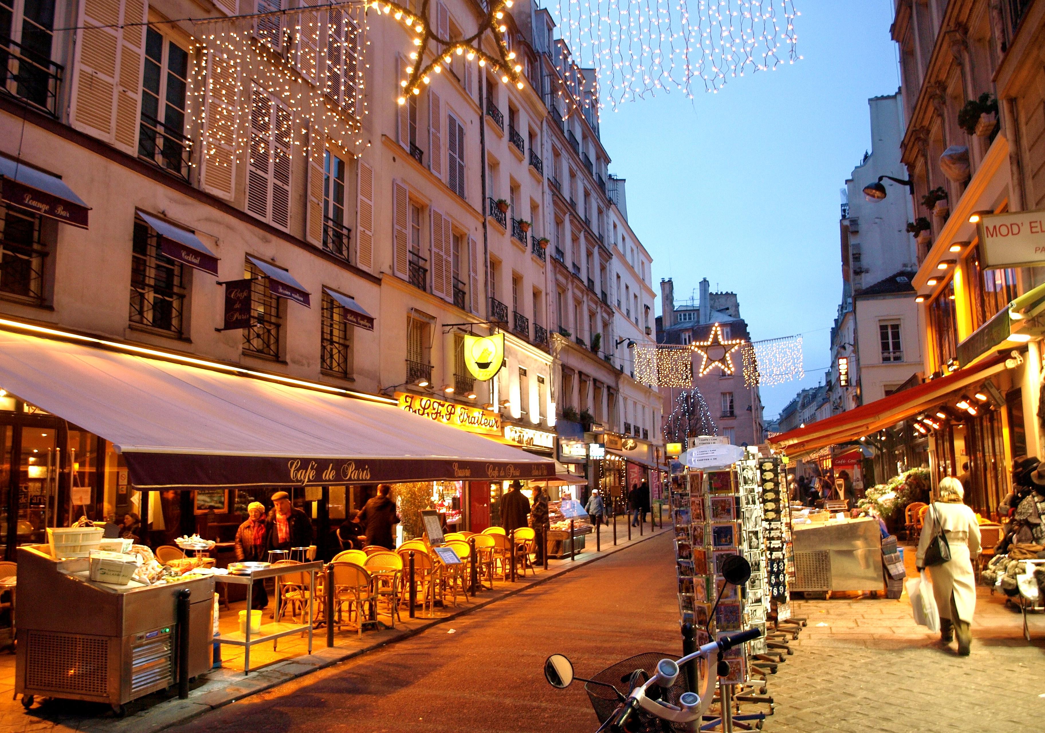 Париж глазами местных жителей