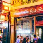 Двенадцать лучших баров Парижа